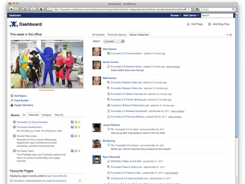 Confluence Screenshot